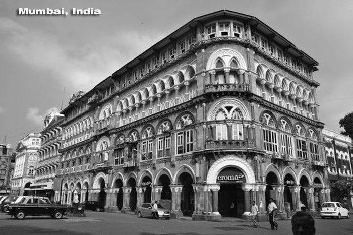A Trip across Central India - Hyderabad to Mumbai