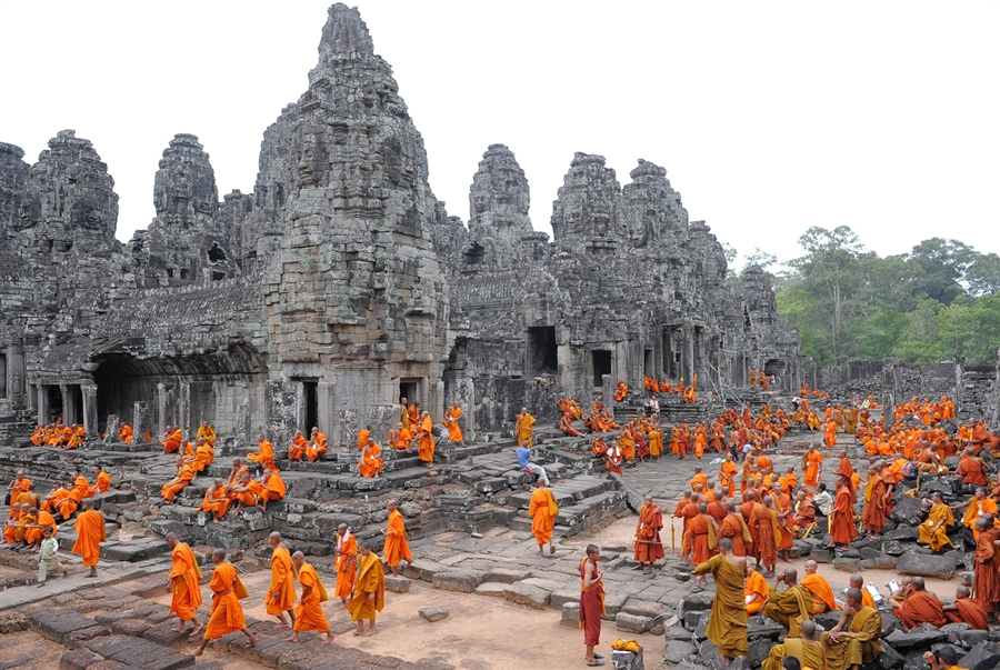 Cambodia: Preah Vihear Temple: A Place Of Profound Historical Significance