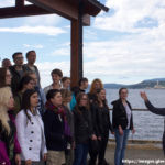 Singing And Travelling With A Choir