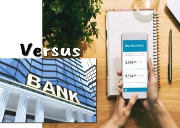 Online Banking Versus Conventional Banking: What Are The Differences And Similarities?
