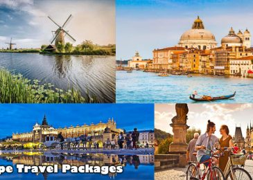 Europe Travel Packages – For Tension-Free of charge Touring