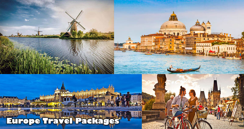 Europe Travel Packages - For Tension-Free of charge Touring